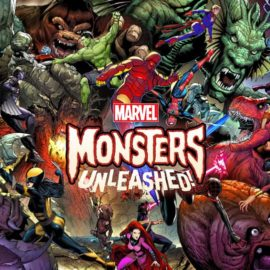 ¿Monstruos invadiendo el universo Marvel?