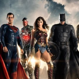 Trailer de Justice League