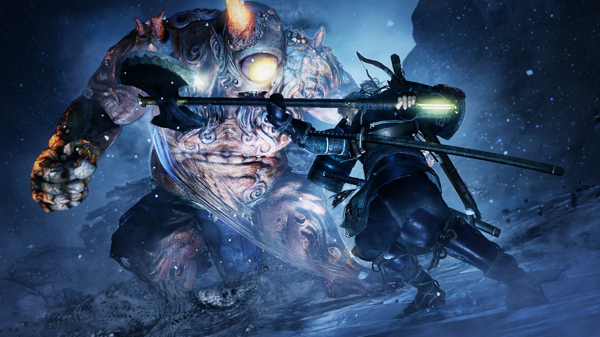 Dragon of the North es el primer DLC de Nioh