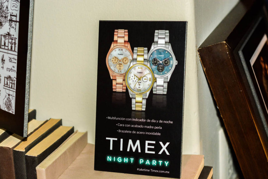 Timex anuncio la disponibilidad de sus colecciones Fairfield Chrono y Midnight Collection