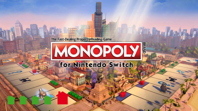 Monopoly en Nintendo Switch
