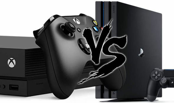 Xbox One X o PlayStation 4 Pro