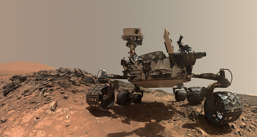 Tal vez Opportunity muera en Marte, la NASA intenta revivirlo