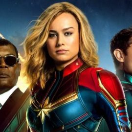 Captain Marvel tendrá escena post-créditos y una antes de la película