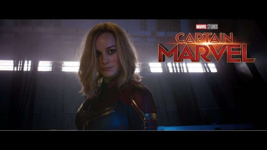 Trailer de Captain Marvel para el Super Bowl 2019