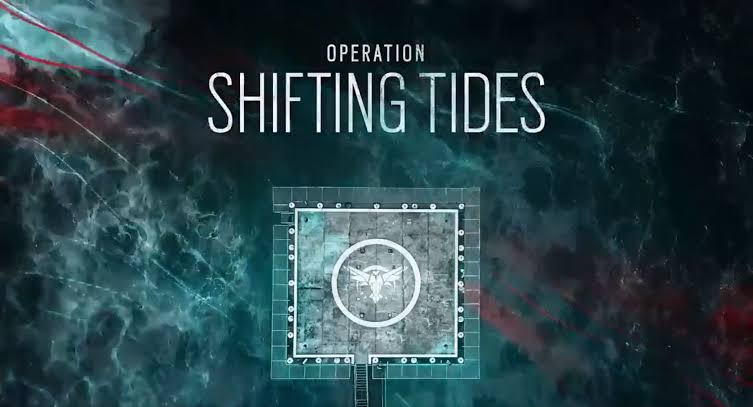 """OPERATION SHIFTING TIDES"" DE TOM CLANCY'S RAINBOW SIX SIEGE® YA ESTÁ DISPONIBLE"