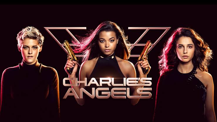 Don't call me angel. ¿Charlie's Angels, un fail?