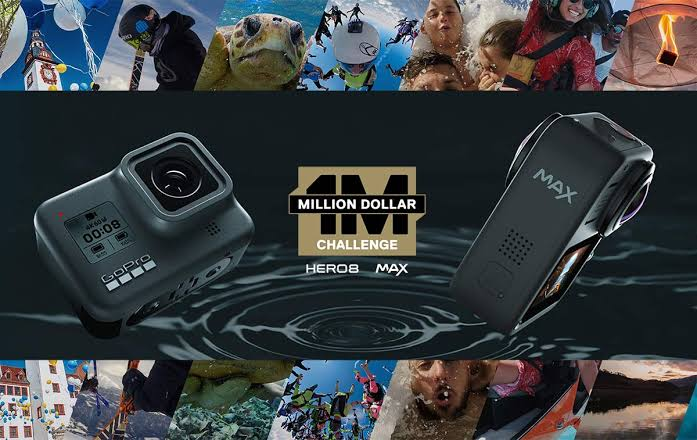 GoPro lanza video para conmemorar a los ganadores del Million Dollar Challenge