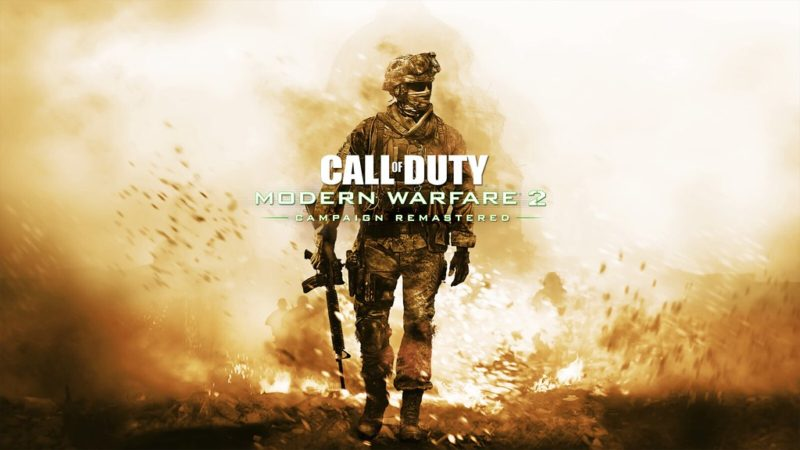 CALL OF DUTY: MODERN WARFARE 2 CAMPAIGN REMASTERED – YA DISPONIBLE EN PLAYSTATION 4