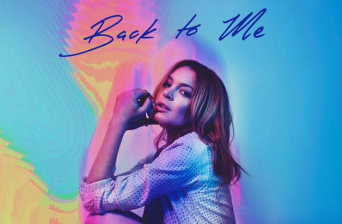 "LINDSAY LOHAN REGRESA TRIUNFAL CON ""BACK TO ME"""