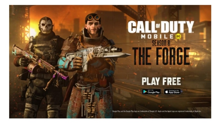 La Temporada 8 de Call of Duty: Mobile, The Forge, ya está disponible