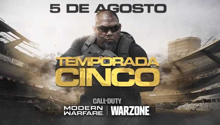 Call of Duty: Modern Warfare & Warzone – Tráiler Oficial de la Temporada Cinco