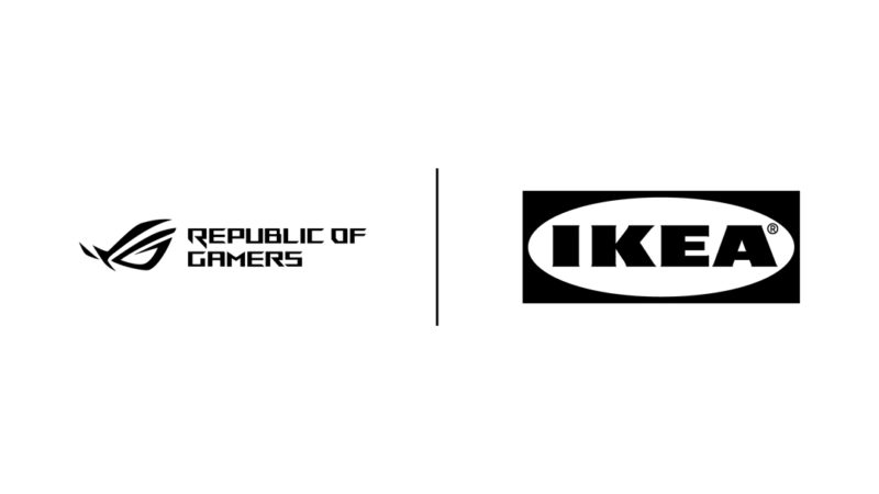 ASUS Republic of Gamers da la bienvenida a Gaming Home con IKEA