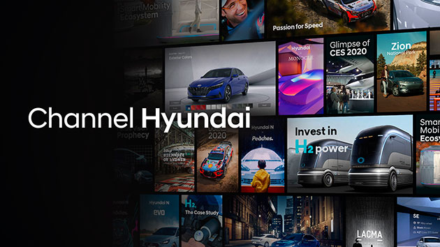 """Channel Hyundai"", el canal con contenido exclusivo de la marca a nivel global ya está disponible en México"