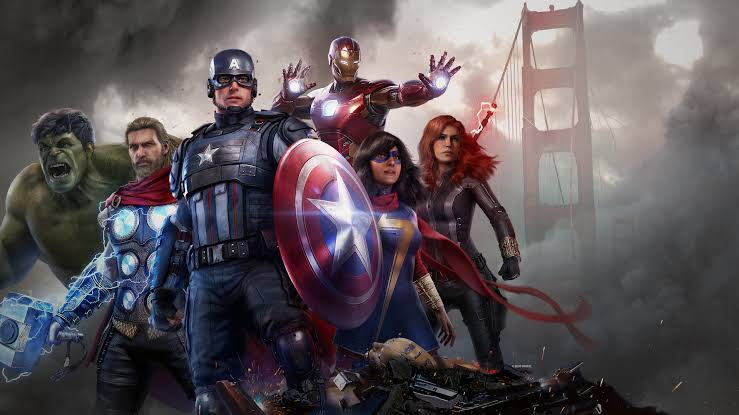 Crystal Dynamics publicó un blog con el State of the Game para Marvel's Avengers.