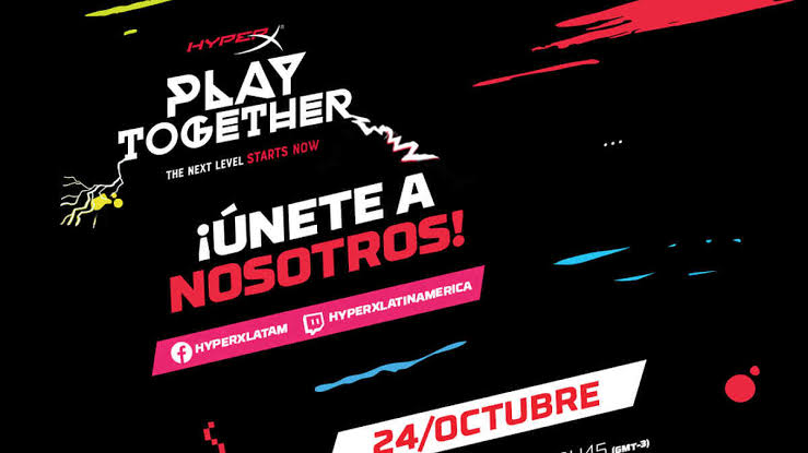 HyperX te invita a ser parte de Play Together y presenta sus novedades
