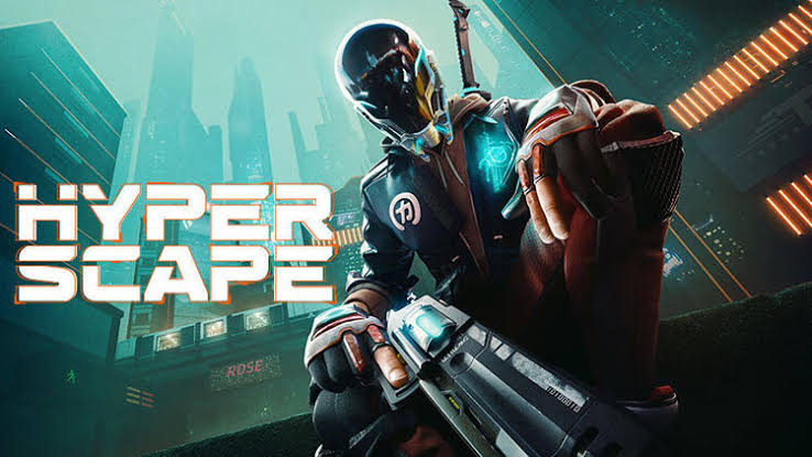 HYPER SCAPE LLEGA A EPIC GAMES STORE, CROSSPLAY CON CONSOLAS YA DISPONIBLE