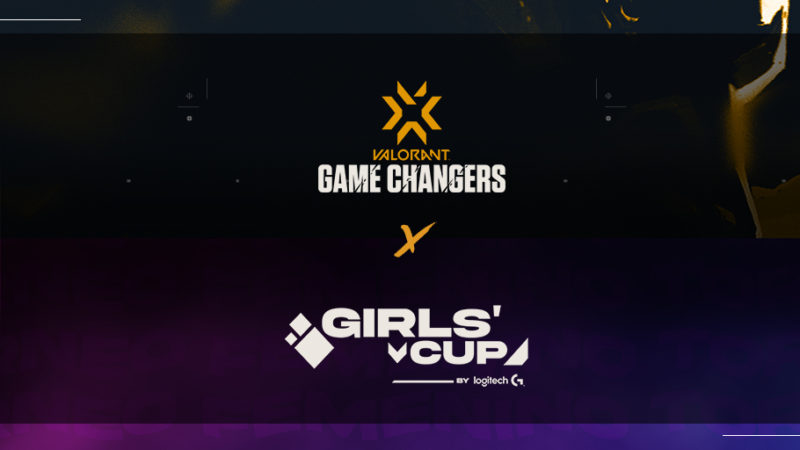 Inició VALORANT Girls Cup by Logitech G