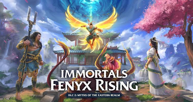 EXPLORA EL MUNDO DE LA MITOLOGÍA CHINA EN IMMORTALS FENYX RISING – MYTHS OF THE EASTERN REALM, DISPONIBLE AHORA