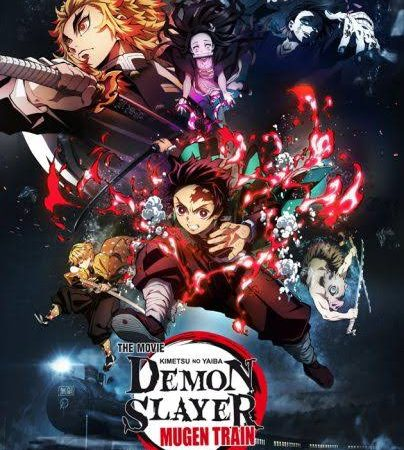 "Demon Slayer: Mugen Train"" llegará a cines de México y Latinoamérica."