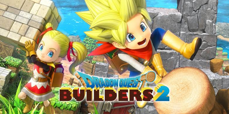 DRAGON QUEST BUILDERS 2 LLEGÓ A XBOX